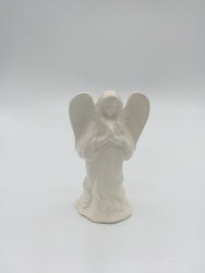 Praying Angel from Eagledale Florist in Indianapolis, IN
