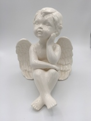 Medium Cherub for Shelf from Eagledale Florist in Indianapolis, IN