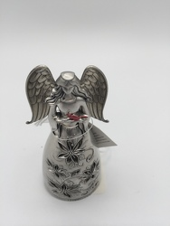 Pewter Angel from Eagledale Florist in Indianapolis, IN