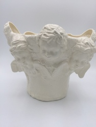 Cherub Planter from Eagledale Florist in Indianapolis, IN