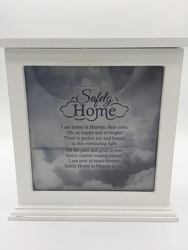 Lighted Memory Box from Eagledale Florist in Indianapolis, IN