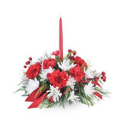 Yuletide Table from Eagledale Florist in Indianapolis, IN