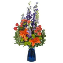Cheer Up the Blues from Eagledale Florist in Indianapolis, IN